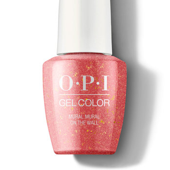 Mural Mural on the Wall - GelColor - OPI
