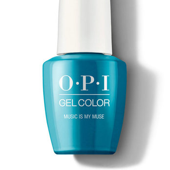 Music is My Muse - GelColor - OPI
