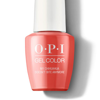 My Chihuahua Doesn't Bite Anymore - GelColor - OPI