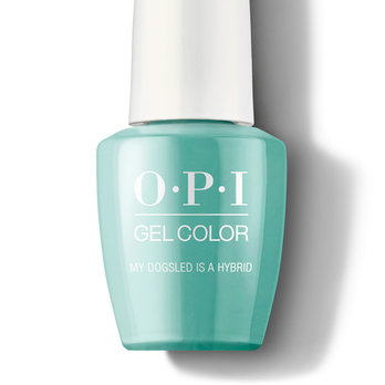 My Dogsled is a Hybrid - GelColor - OPI