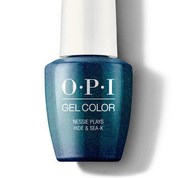 Nessie Plays Hide & Sea-k - GelColor - OPI