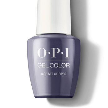 Nice Set of Pipes - GelColor - OPI