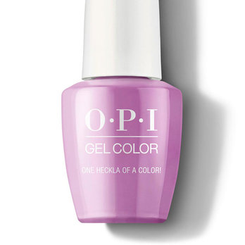 One Heckla of a Color! - GelColor - OPI