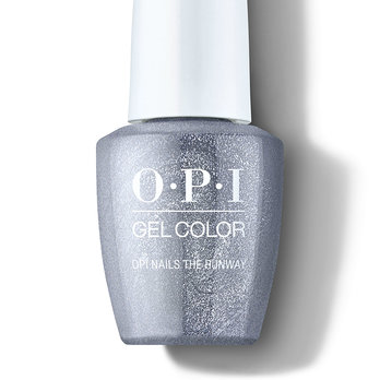 OPI Nails the Runway  - GelColor - OPI
