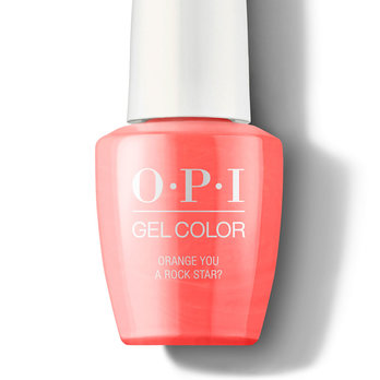 Orange You a Rock Star? - GelColor - OPI