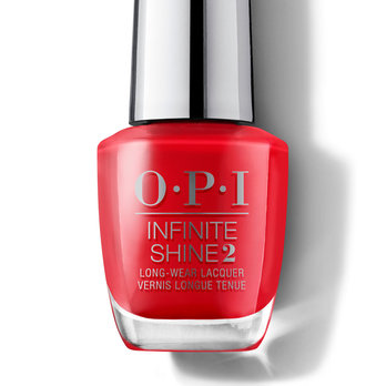 Red Heads Ahead - Infinite Shine - OPI