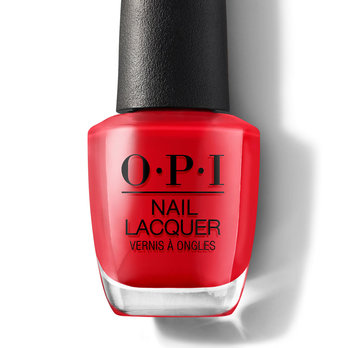 Red Heads Ahead - Nail Lacquer - OPI