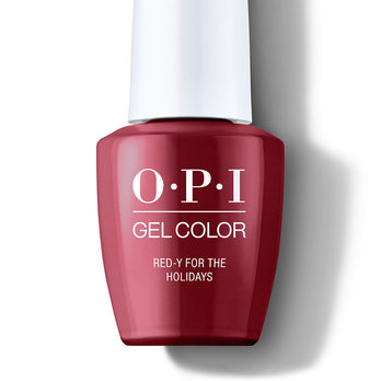 Red-y For the Holidays - GelColor - OPI