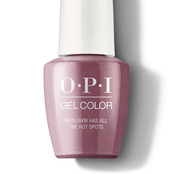 Reykjavik Has All the Hot Spots - GelColor - OPI