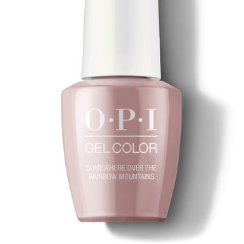 Somewhere Over the Rainbow Mountains - GelColor - OPI