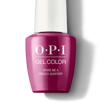 Spare Me a French Quarter? - GelColor - OPI