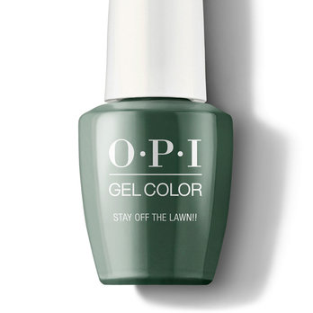 Stay Off the Lawn!! - GelColor - OPI