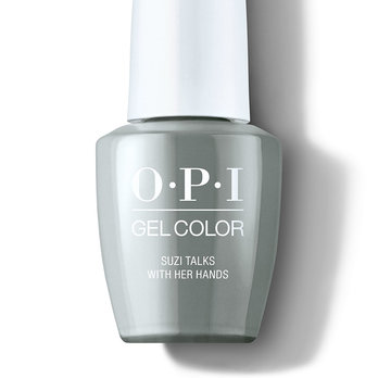 Suzi Talks with Her Hands - GelColor - OPI