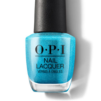 Teal the Cows Come Home - Nail Lacquer - OPI