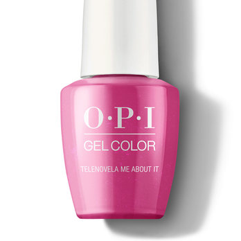 Telenovela Me About It - GelColor - OPI