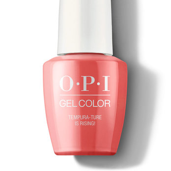 Tempura-ture is Rising! - GelColor - OPI