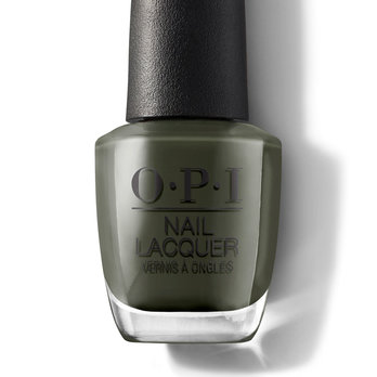 Things I've Seen in Aber-green - Nail Lacquer - OPI