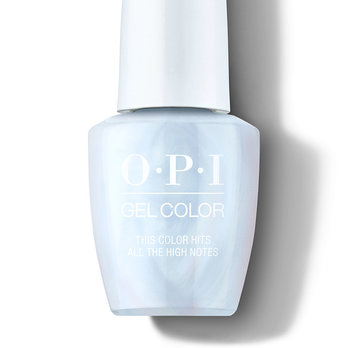 This Color Hits all the High Notes - GelColor - OPI