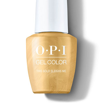 This Gold Sleighs Me - GelColor - OPI