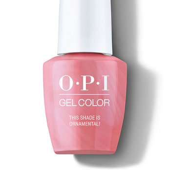 This Shade is Ornamental! - GelColor - OPI