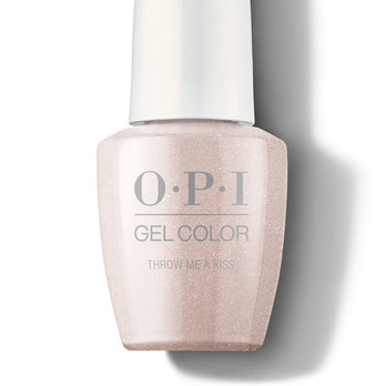 Throw Me A Kiss - GelColor - OPI