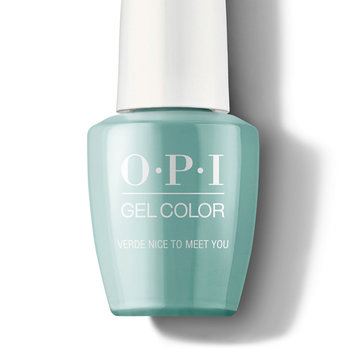 Verde Nice to Meet You - GelColor - OPI