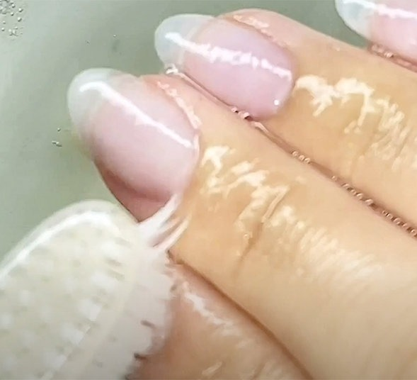 OPI Pro Tips How to Brighten the Whites of Nails