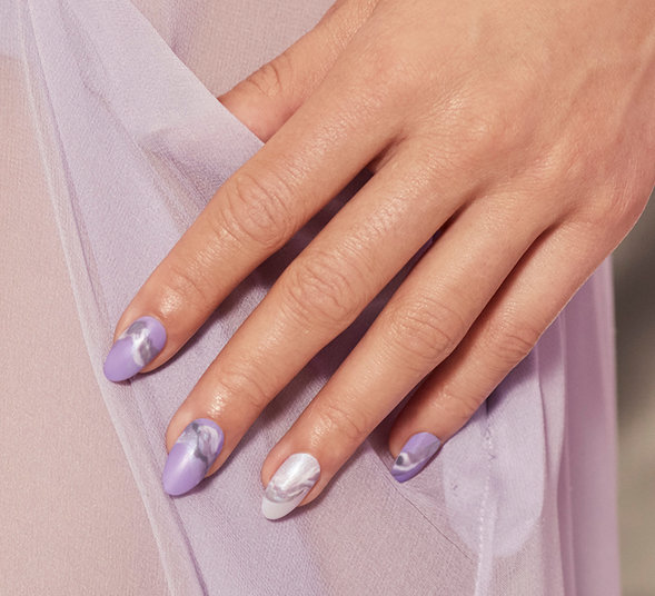 OPI Pro Nail Art Look Set in Lavender Stone
