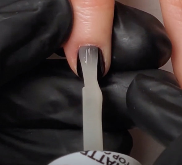 OPI Pro Tips Maintain Matte Nails