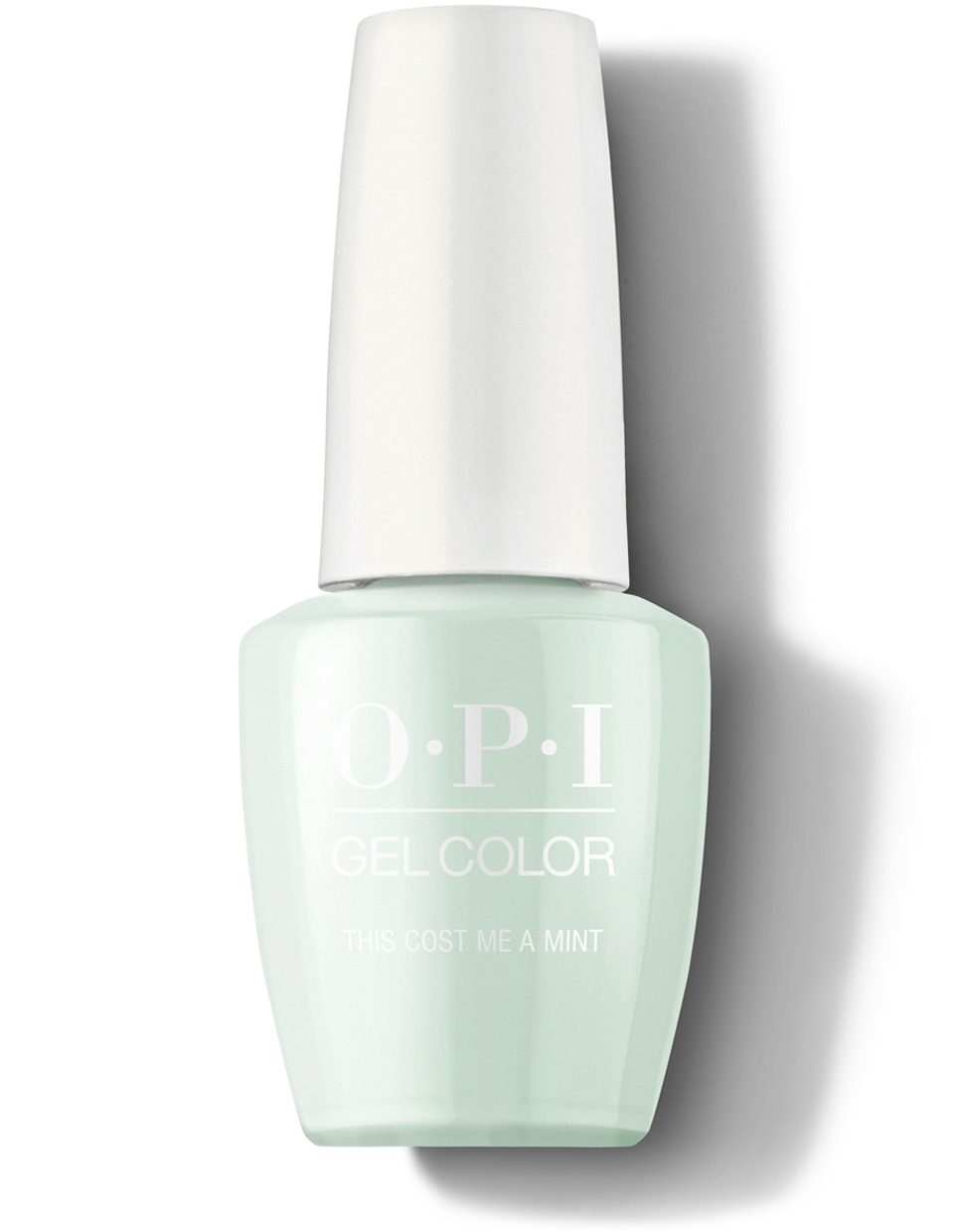 This Cost Me a Mint - GelColor | OPI