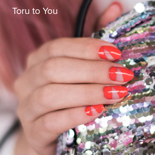 OPI Nail Art: Toru to You