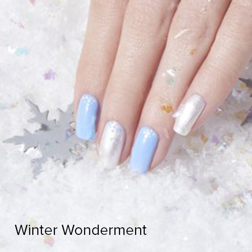 OPI Nail Art: Winter Wonderment